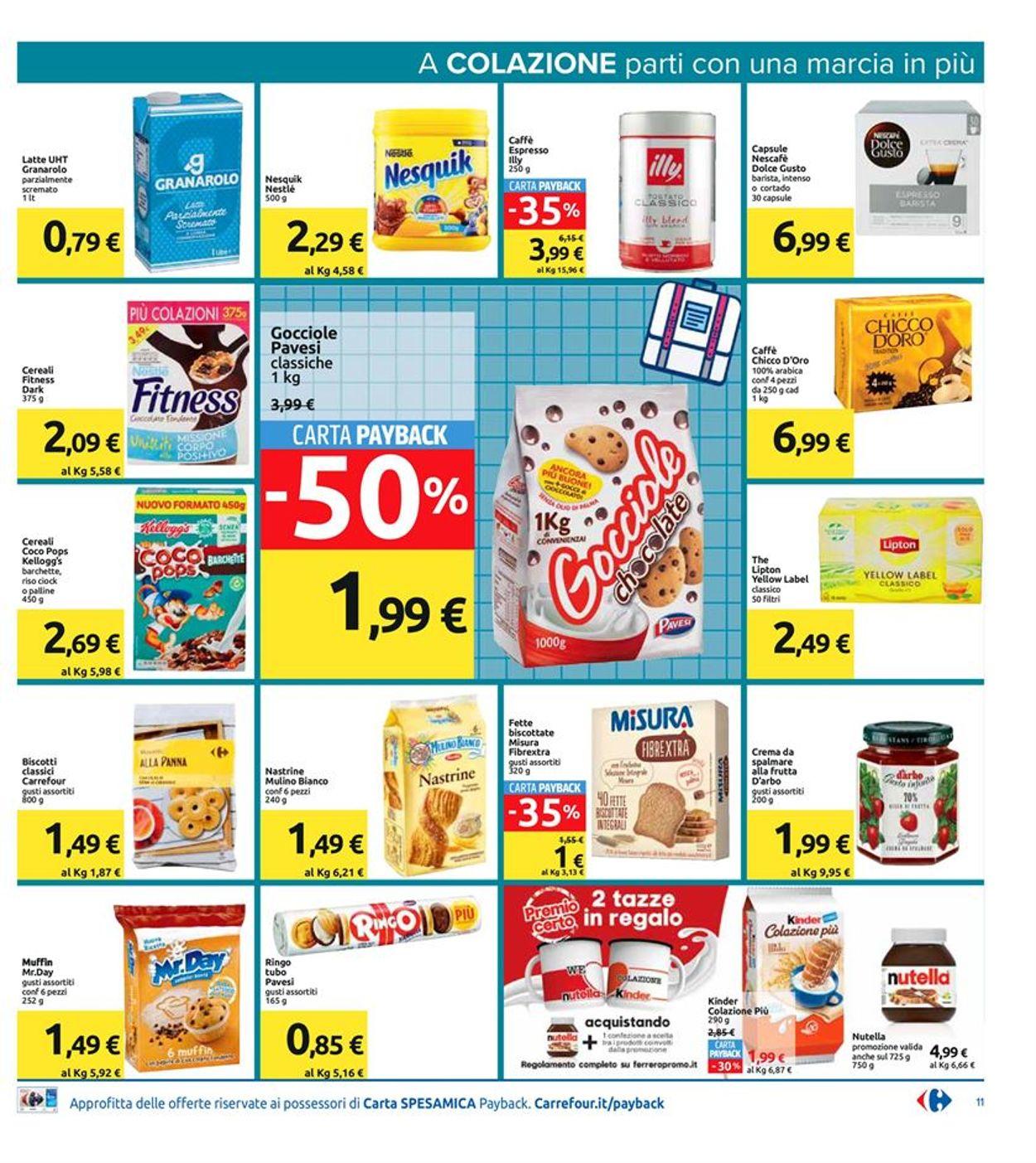 Volantino Carrefour - Offerte 07/09-17/09/2020 (Pagina 11)