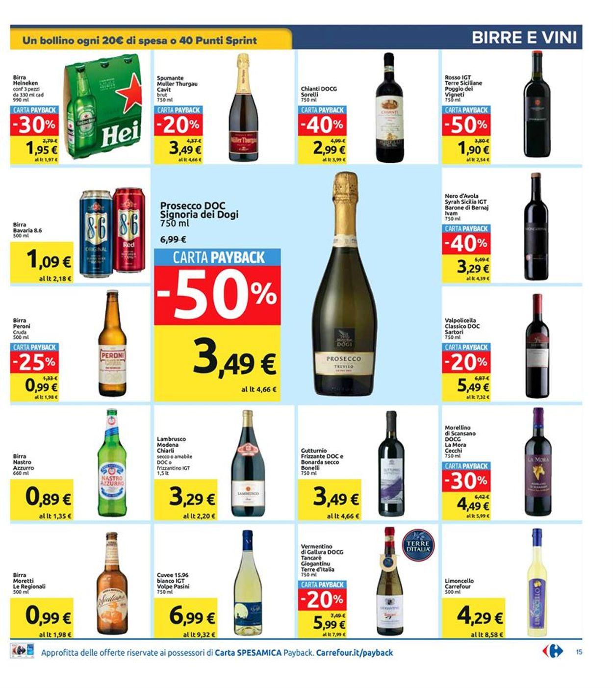 Volantino Carrefour - Offerte 07/09-17/09/2020 (Pagina 15)