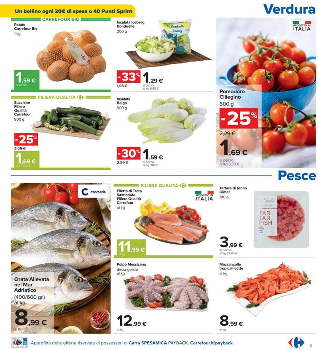 Volantino Carrefour - Offerte 18/09-28/09/2020 (Pagina 3)