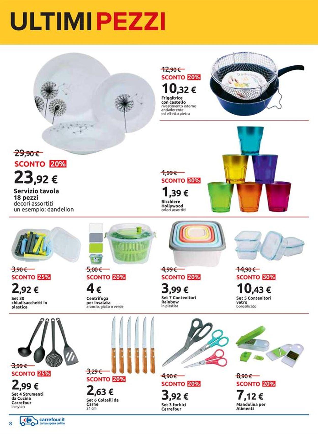 Volantino Carrefour - Offerte 01/10-13/10/2020 (Pagina 8)