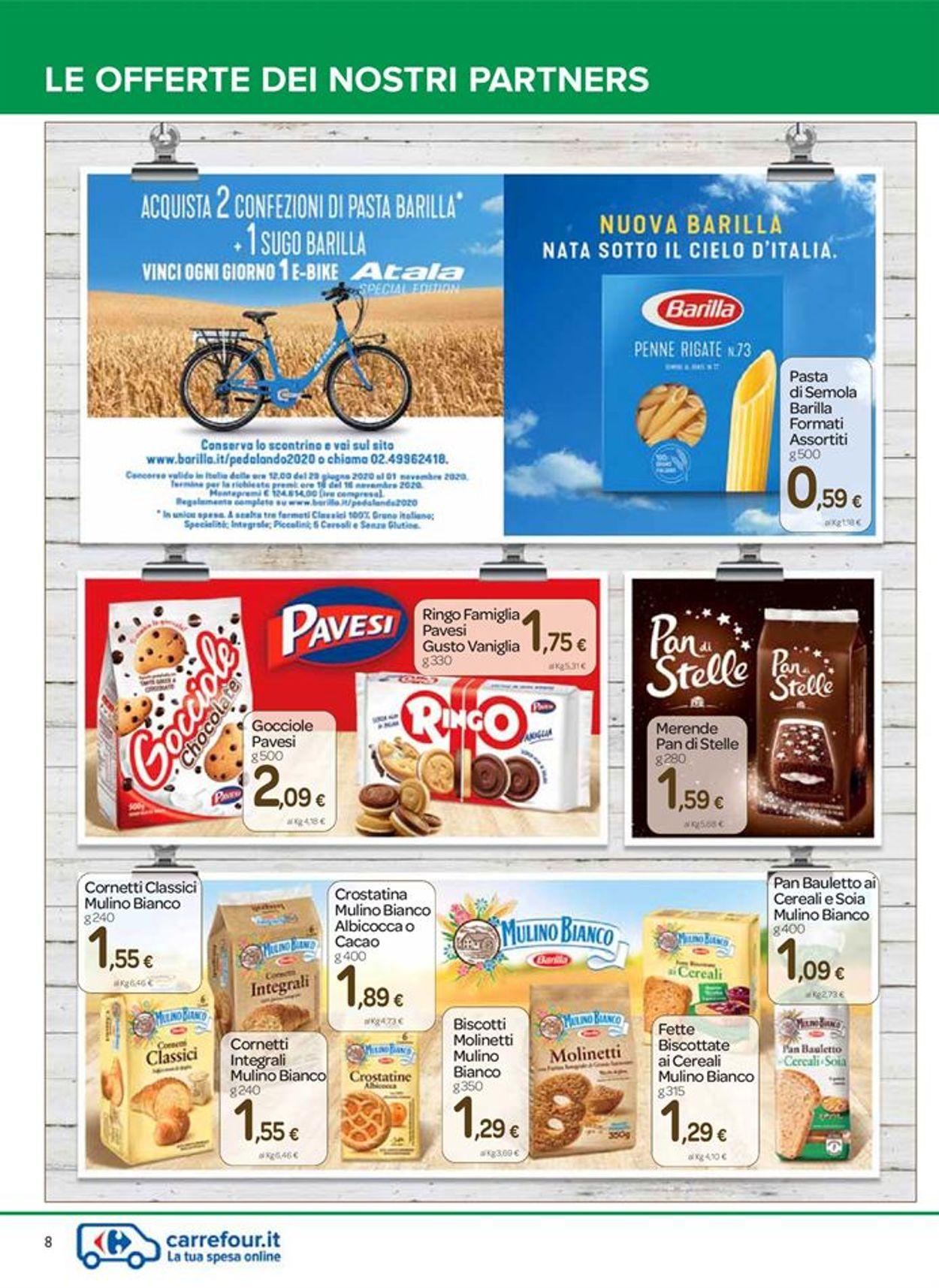 Volantino Carrefour - Offerte 24/09-07/10/2020 (Pagina 8)