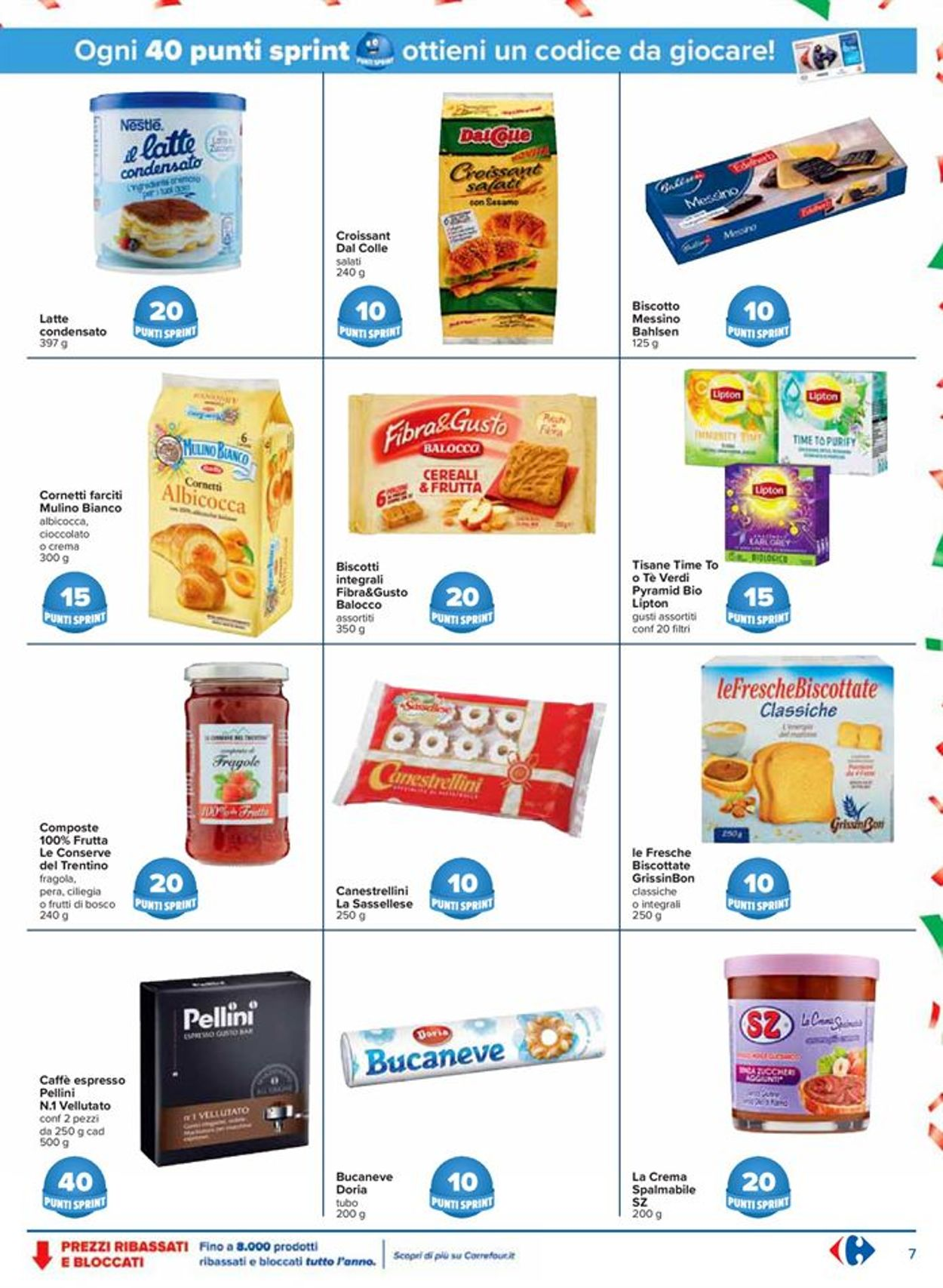 Volantino Carrefour - Offerte 09/10-19/10/2020 (Pagina 7)