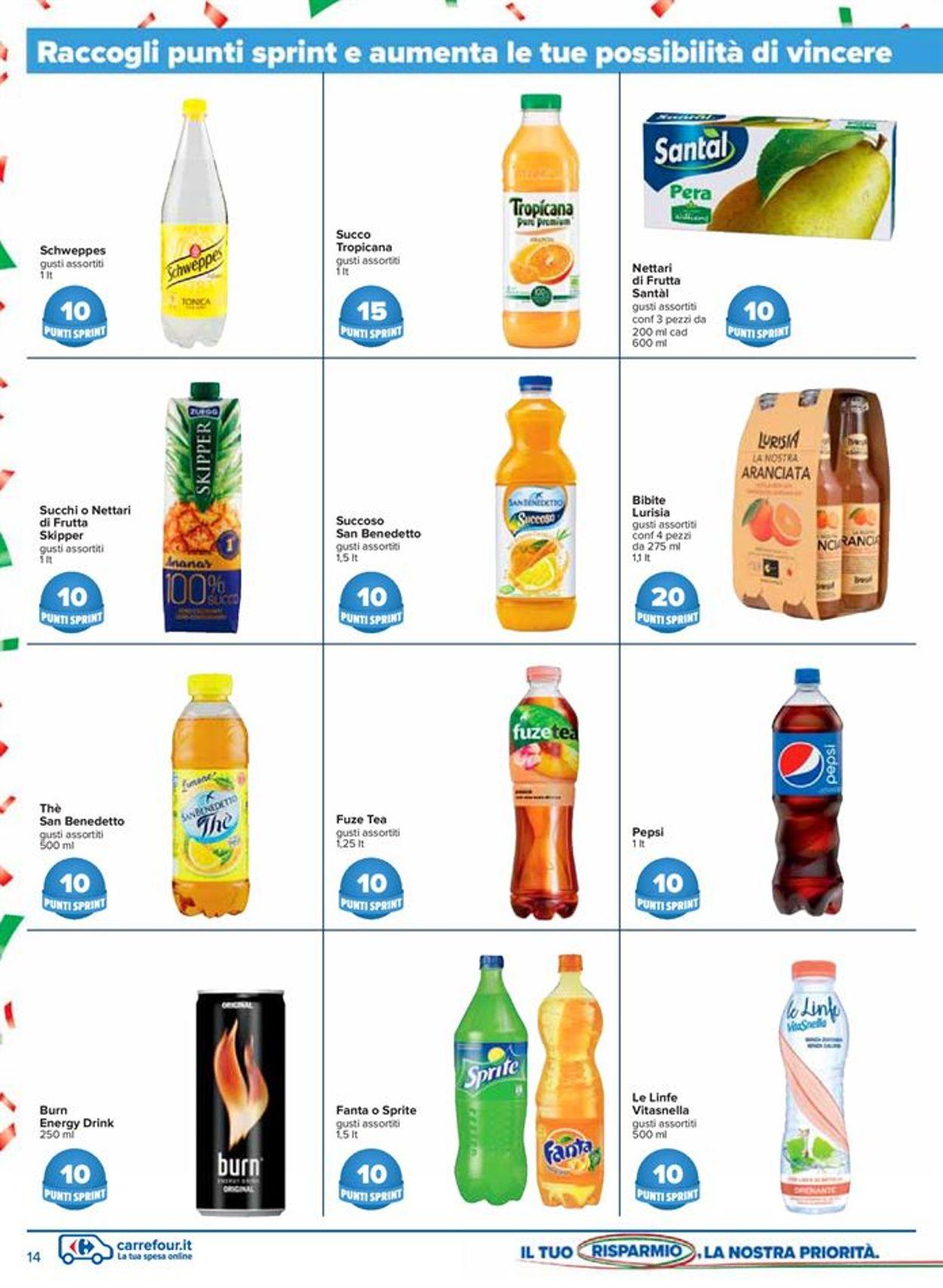 Volantino Carrefour - Offerte 09/10-19/10/2020 (Pagina 14)