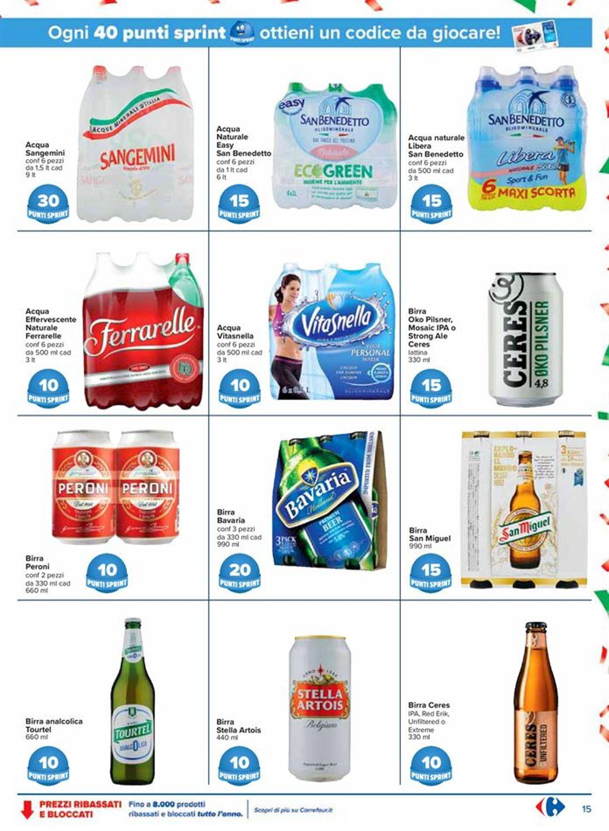 Volantino Carrefour - Offerte 09/10-19/10/2020 (Pagina 15)