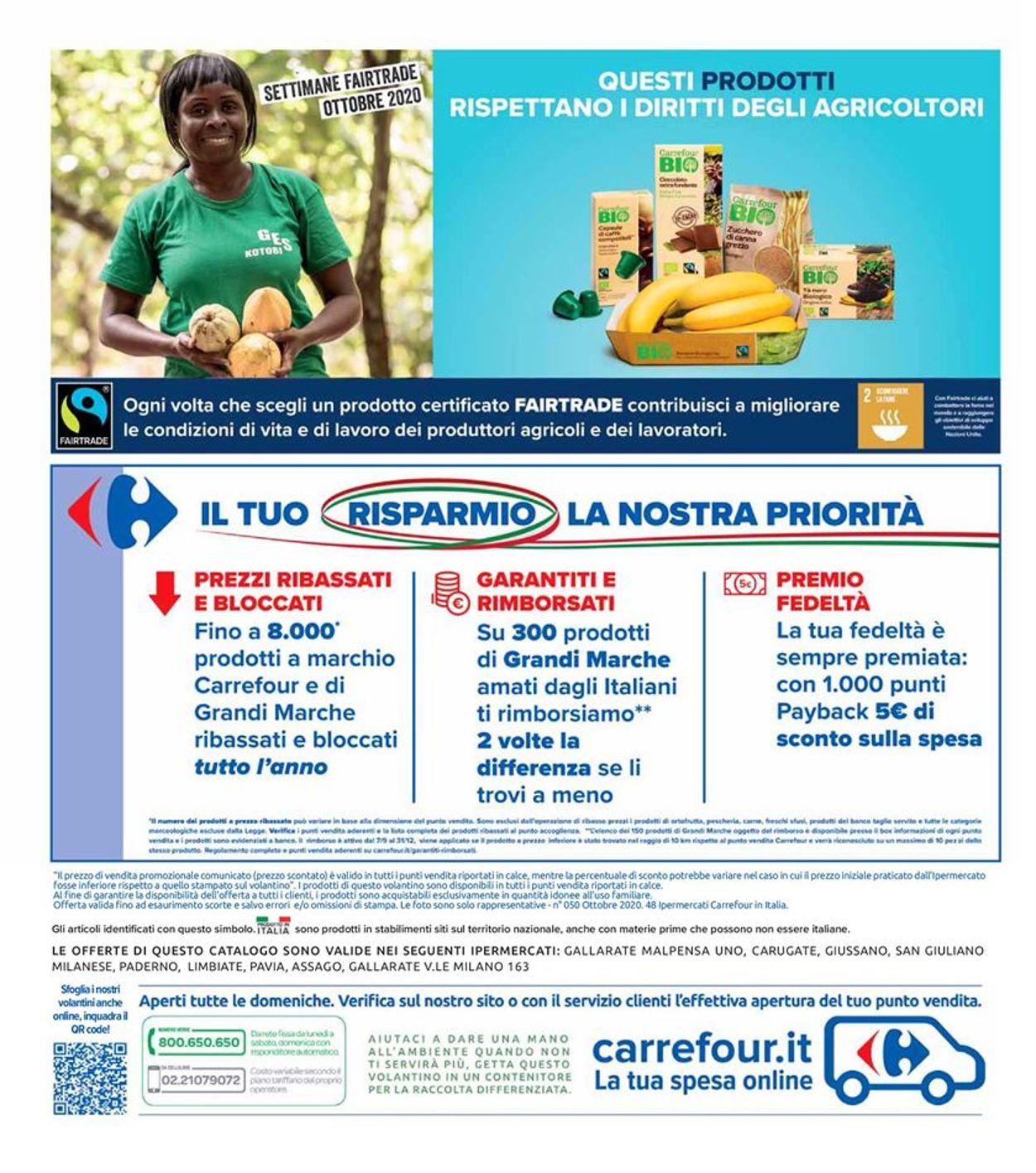 Volantino Carrefour - Offerte 09/10-19/10/2020 (Pagina 36)