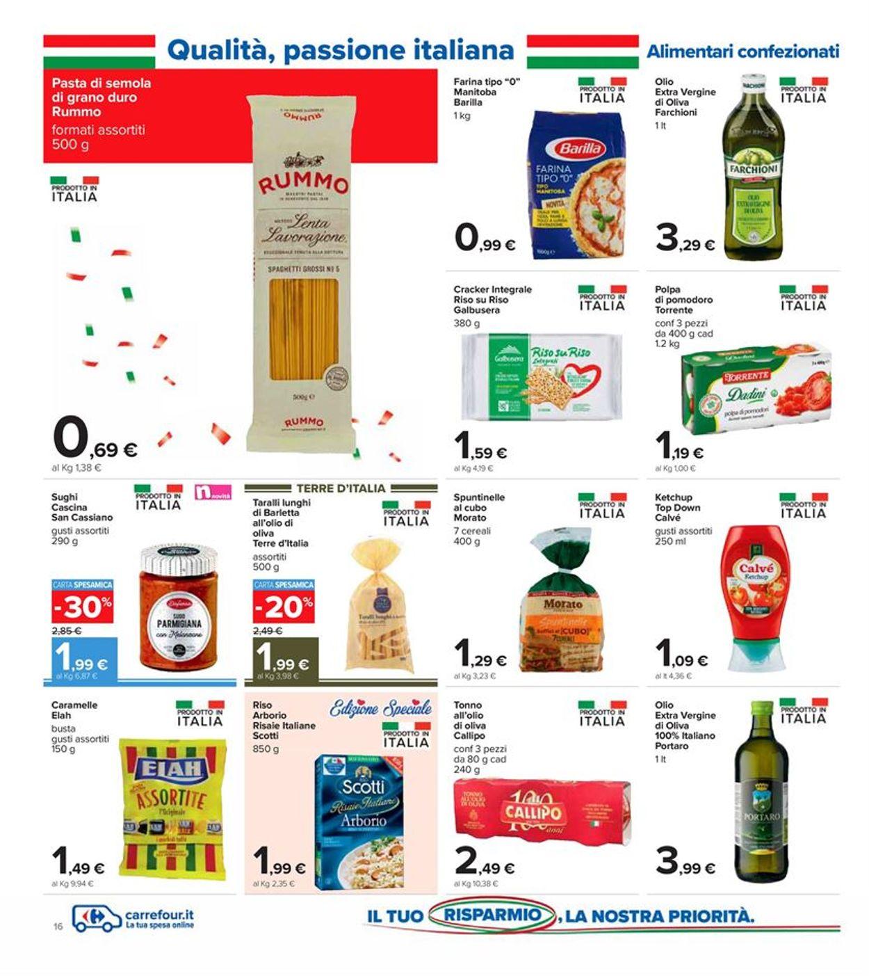 Volantino Carrefour - Offerte 20/10-29/10/2020 (Pagina 16)