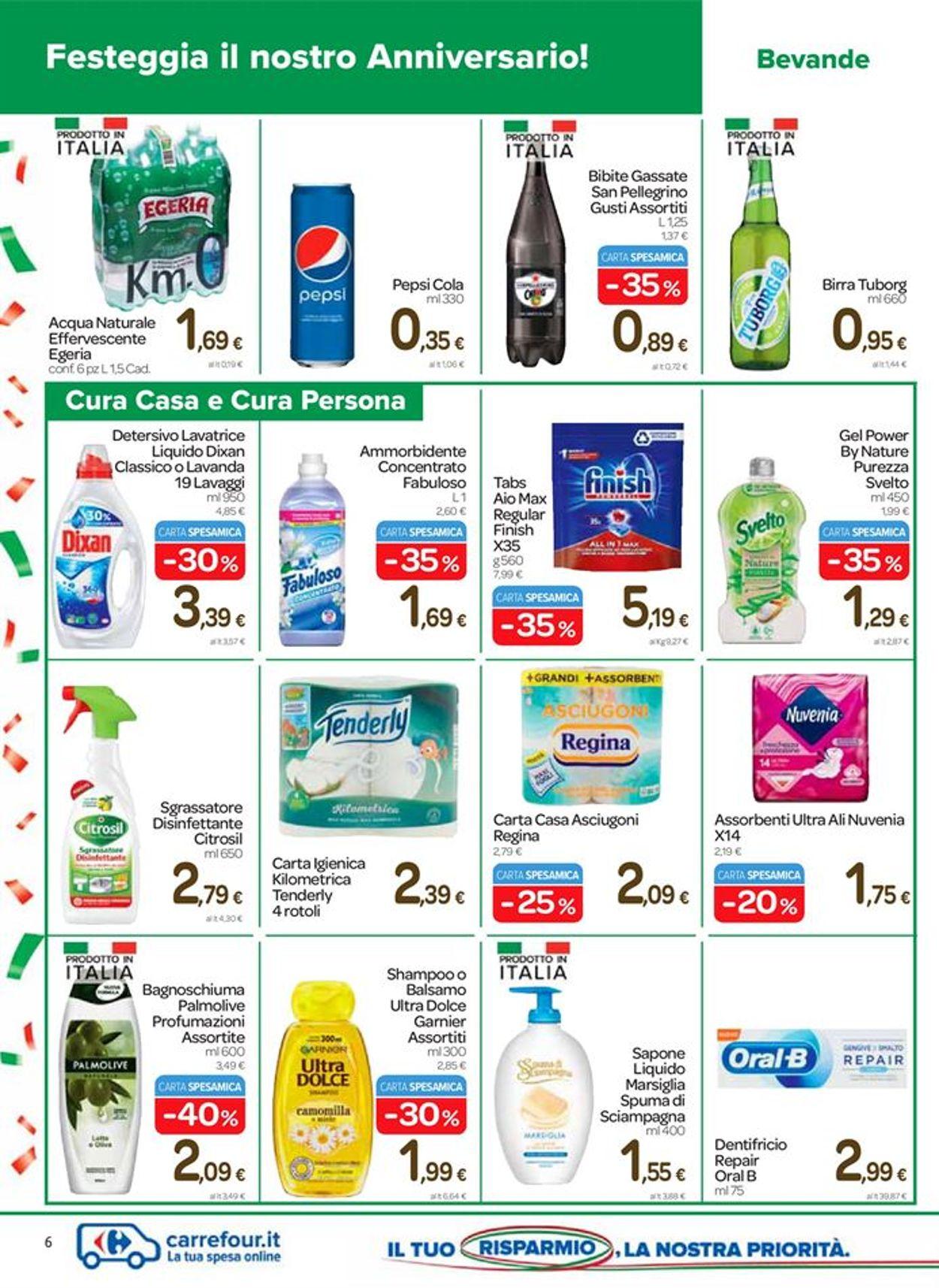 Volantino Carrefour - Offerte 30/10-09/11/2020 (Pagina 6)