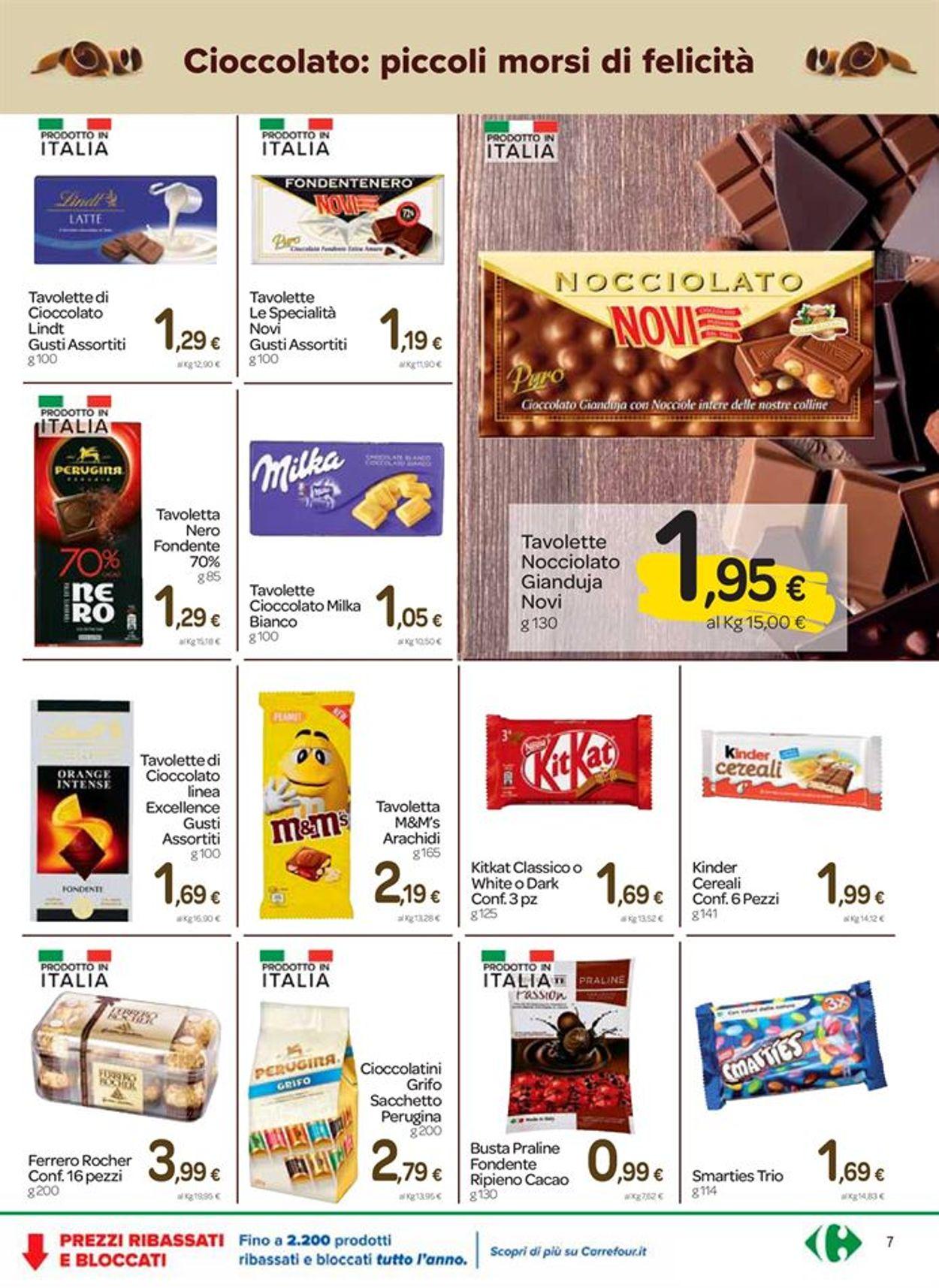 Volantino Carrefour - Offerte 30/10-09/11/2020 (Pagina 7)