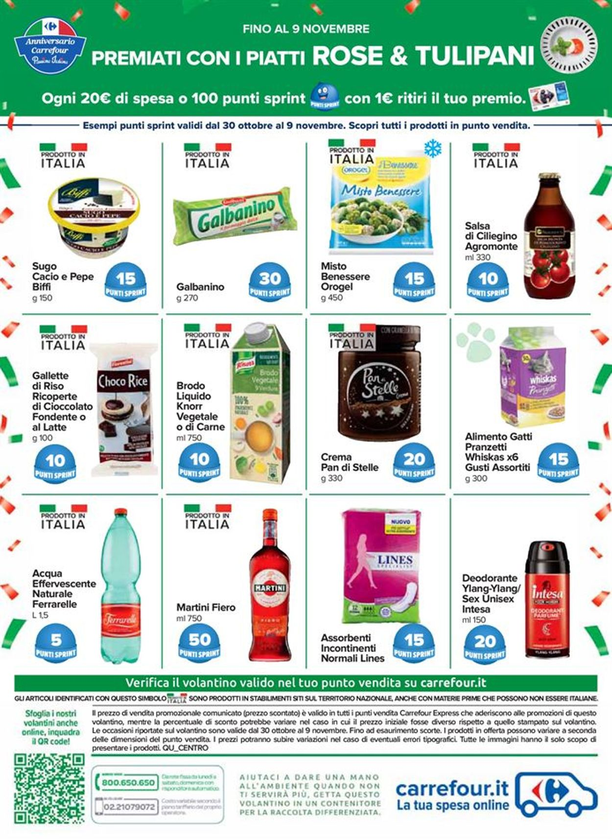 Volantino Carrefour - Offerte 30/10-09/11/2020 (Pagina 8)