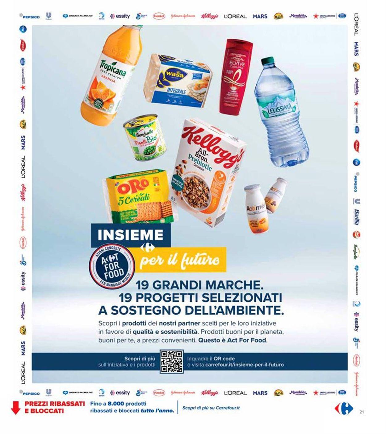 Volantino Carrefour - Offerte 30/10-08/11/2020 (Pagina 21)