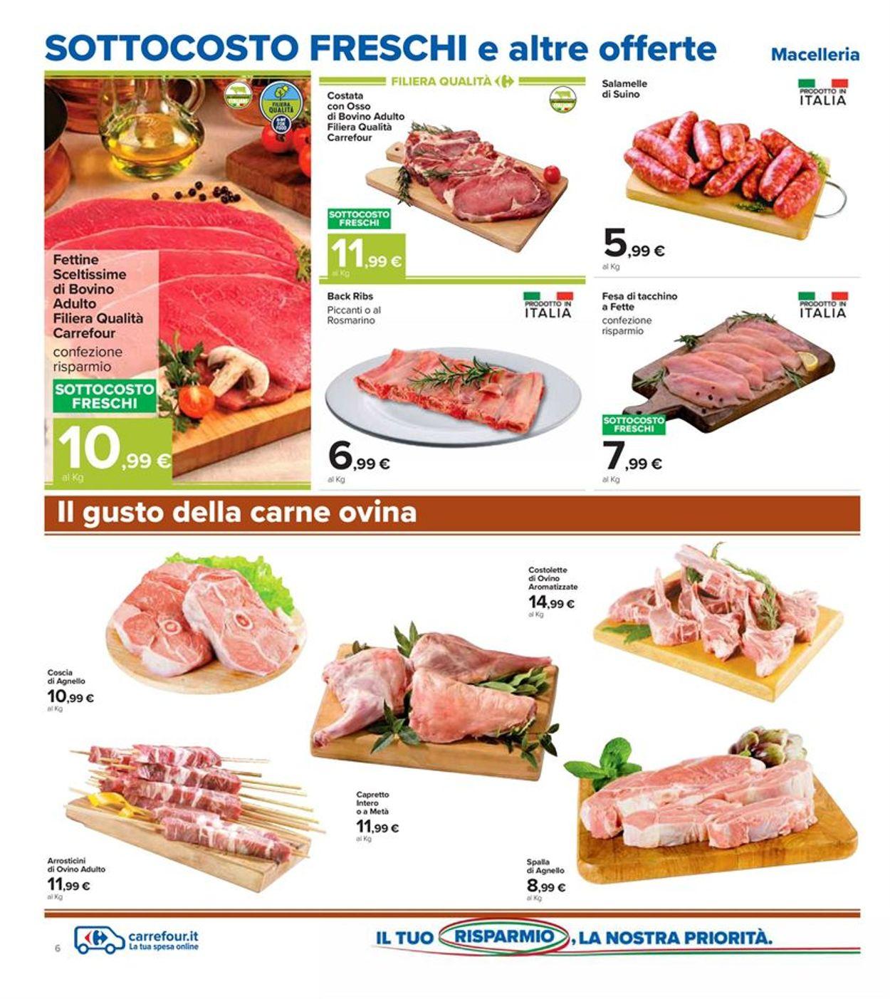 Volantino Carrefour - Offerte 09/11-19/11/2020 (Pagina 6)