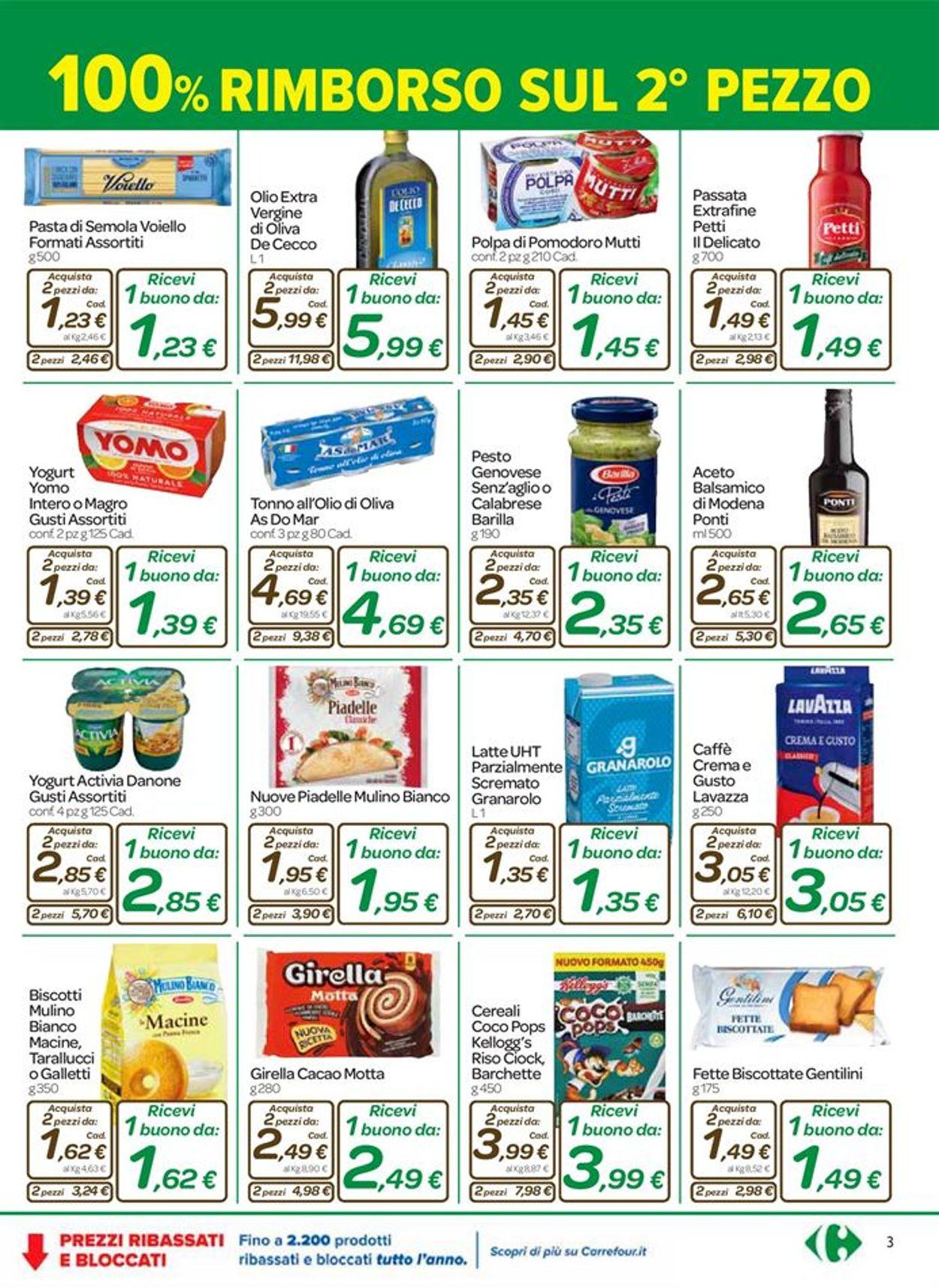 Volantino Carrefour - Offerte 11/11-24/11/2020 (Pagina 3)