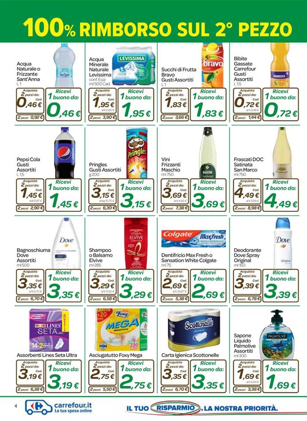 Volantino Carrefour - Offerte 11/11-24/11/2020 (Pagina 4)