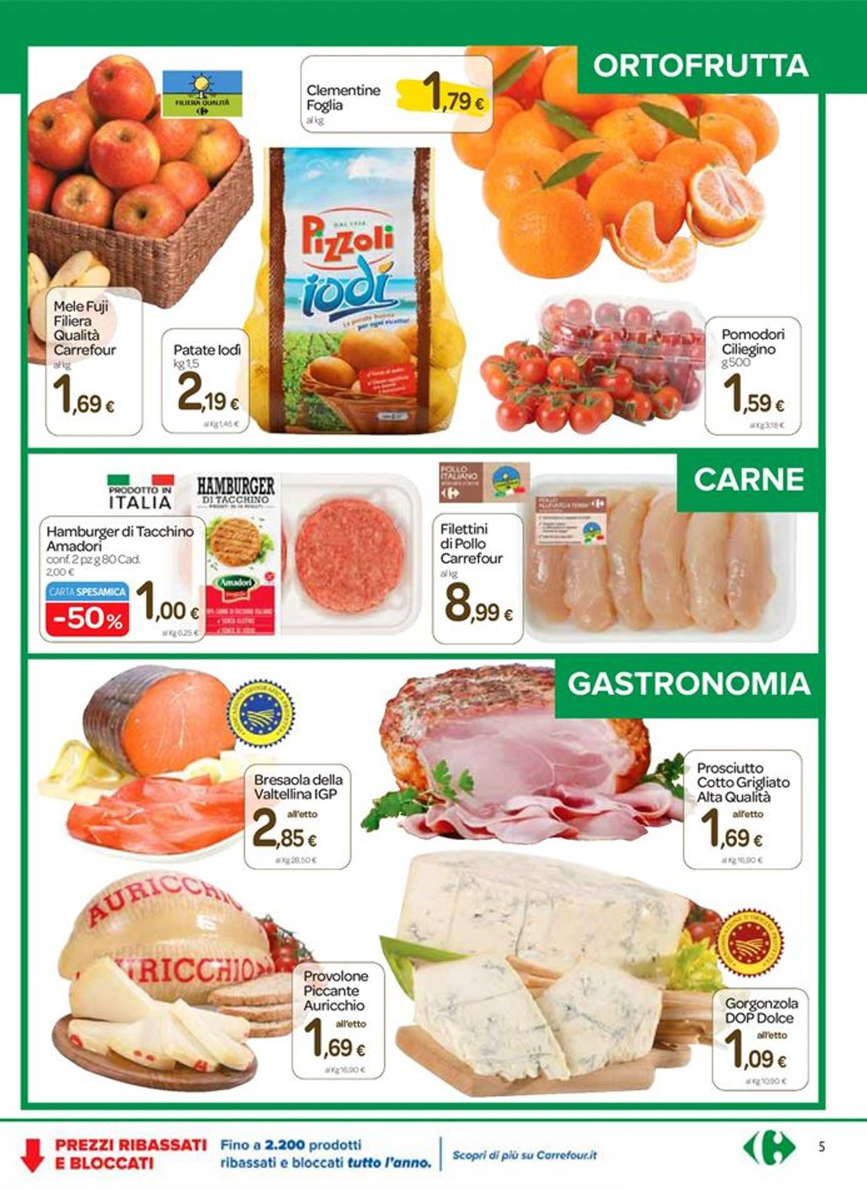 Volantino Carrefour - Offerte 11/11-24/11/2020 (Pagina 5)
