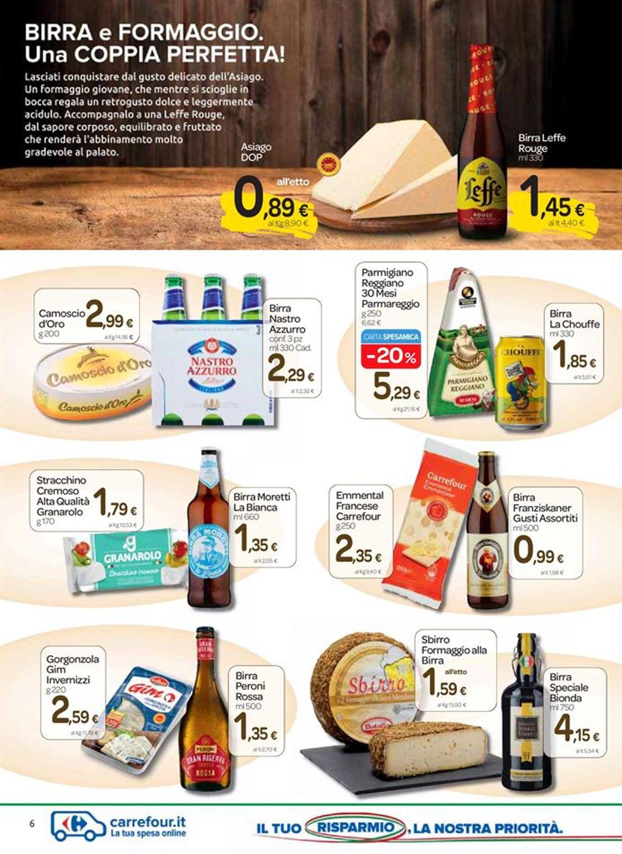 Volantino Carrefour - Offerte 11/11-24/11/2020 (Pagina 6)
