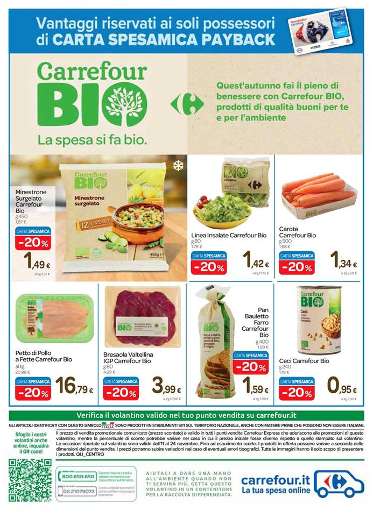 Volantino Carrefour - Offerte 11/11-24/11/2020 (Pagina 9)