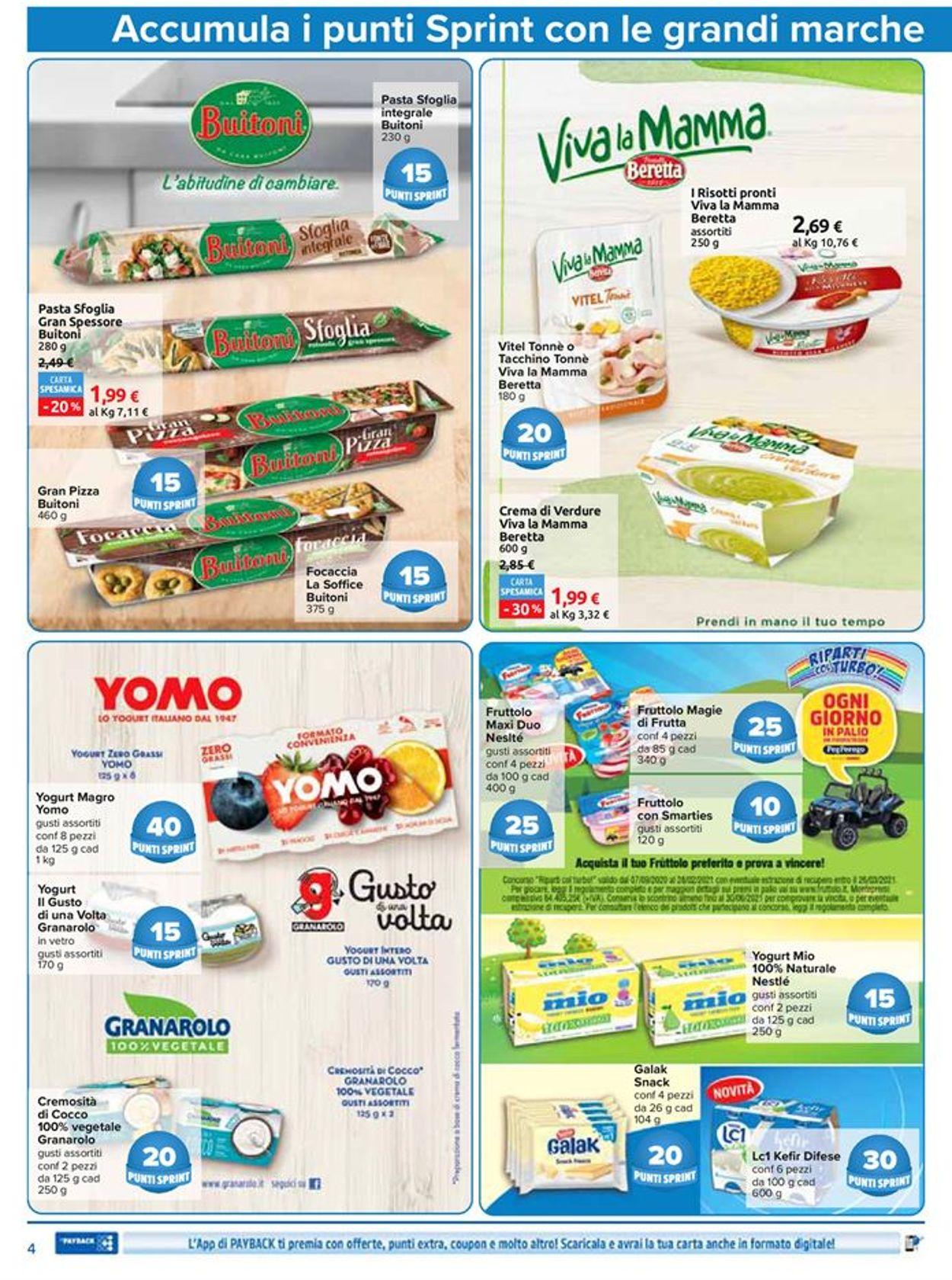 Volantino Carrefour - Offerte 12/11-22/11/2020 (Pagina 4)