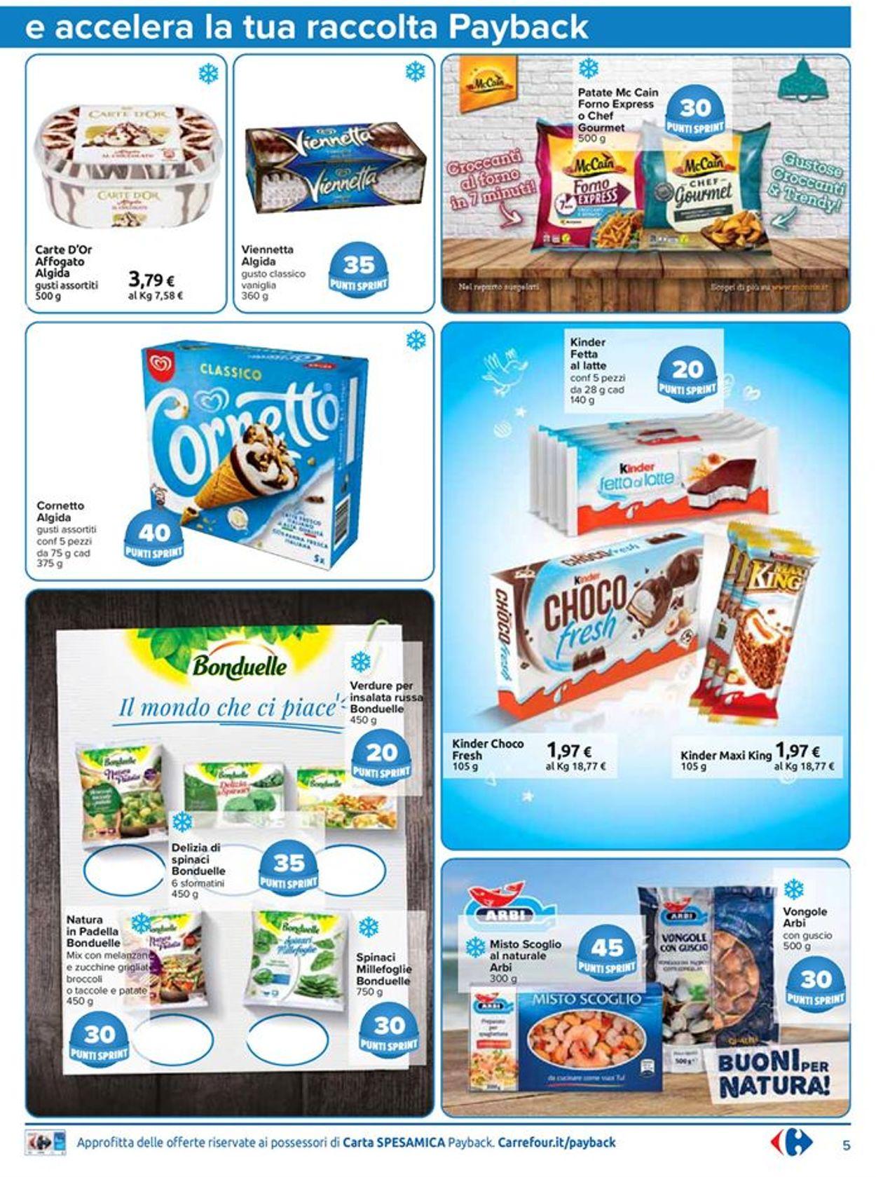 Volantino Carrefour - Offerte 12/11-22/11/2020 (Pagina 5)