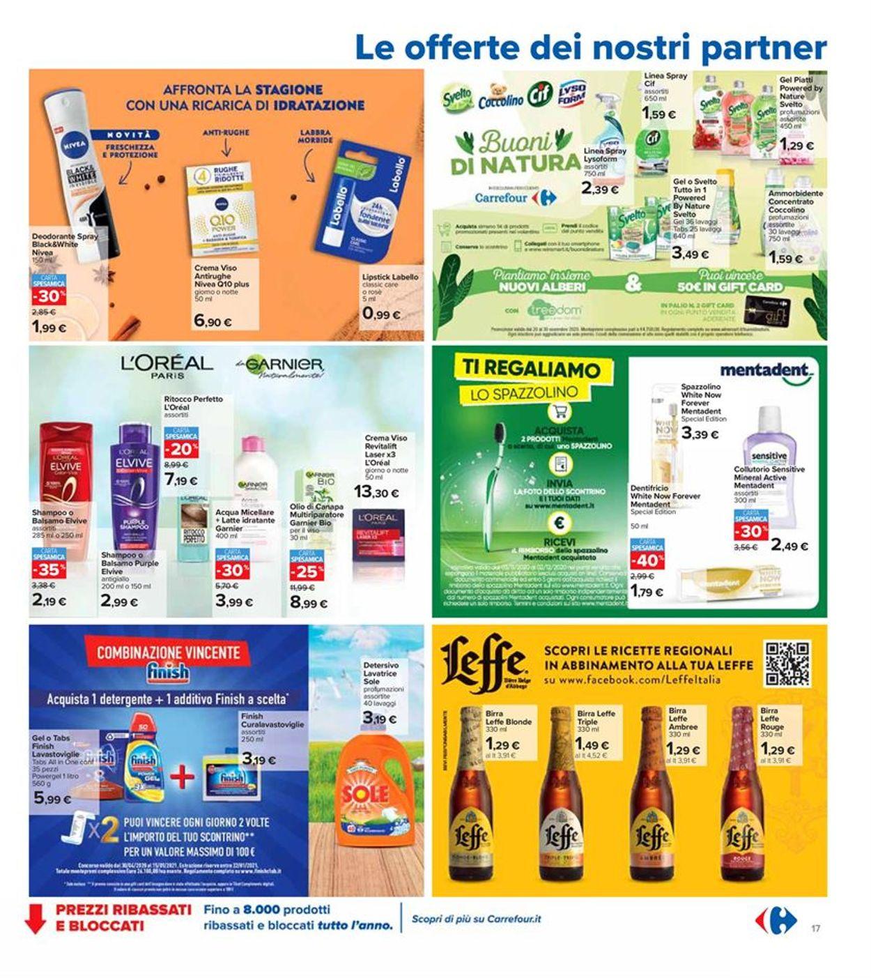 Volantino Carrefour Black Friday 2020 - Offerte 20/11-30/11/2020 (Pagina 17)