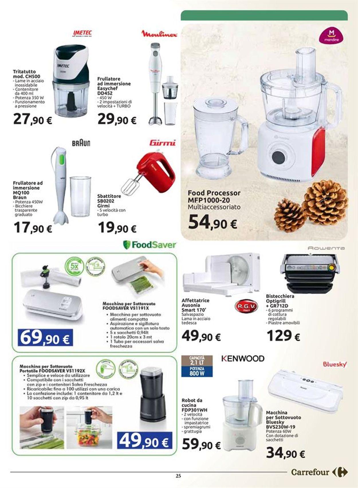 Volantino Carrefour Natale 2020 - Offerte 20/11-24/12/2020 (Pagina 25)