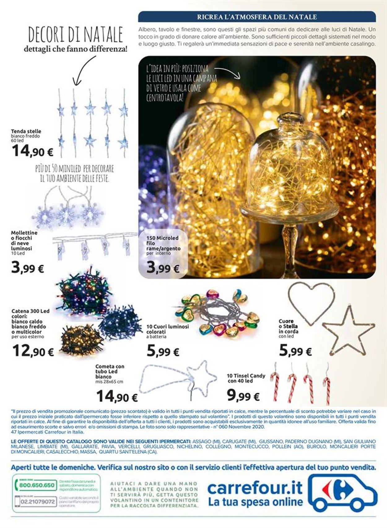 Volantino Carrefour Natale 2020 - Offerte 20/11-24/12/2020 (Pagina 65)