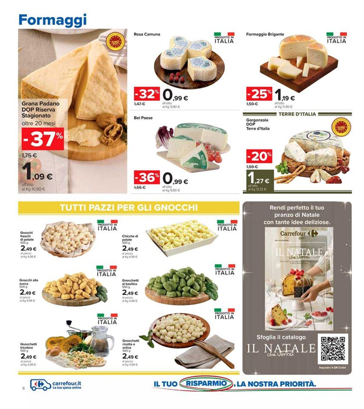 Volantino Carrefour - Offerte 01/12-13/12/2020 (Pagina 6)