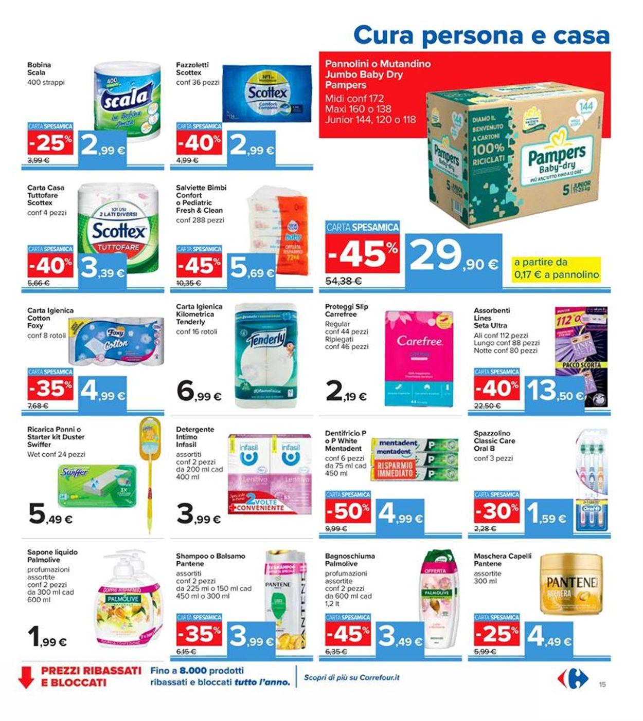 Volantino Carrefour - Offerte 01/12-13/12/2020 (Pagina 15)