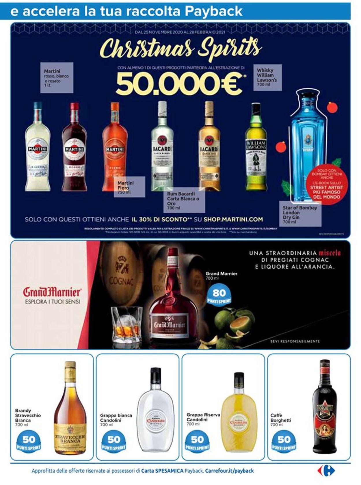 Volantino Carrefour - Natale 2020 - Offerte 08/12-28/12/2020 (Pagina 21)