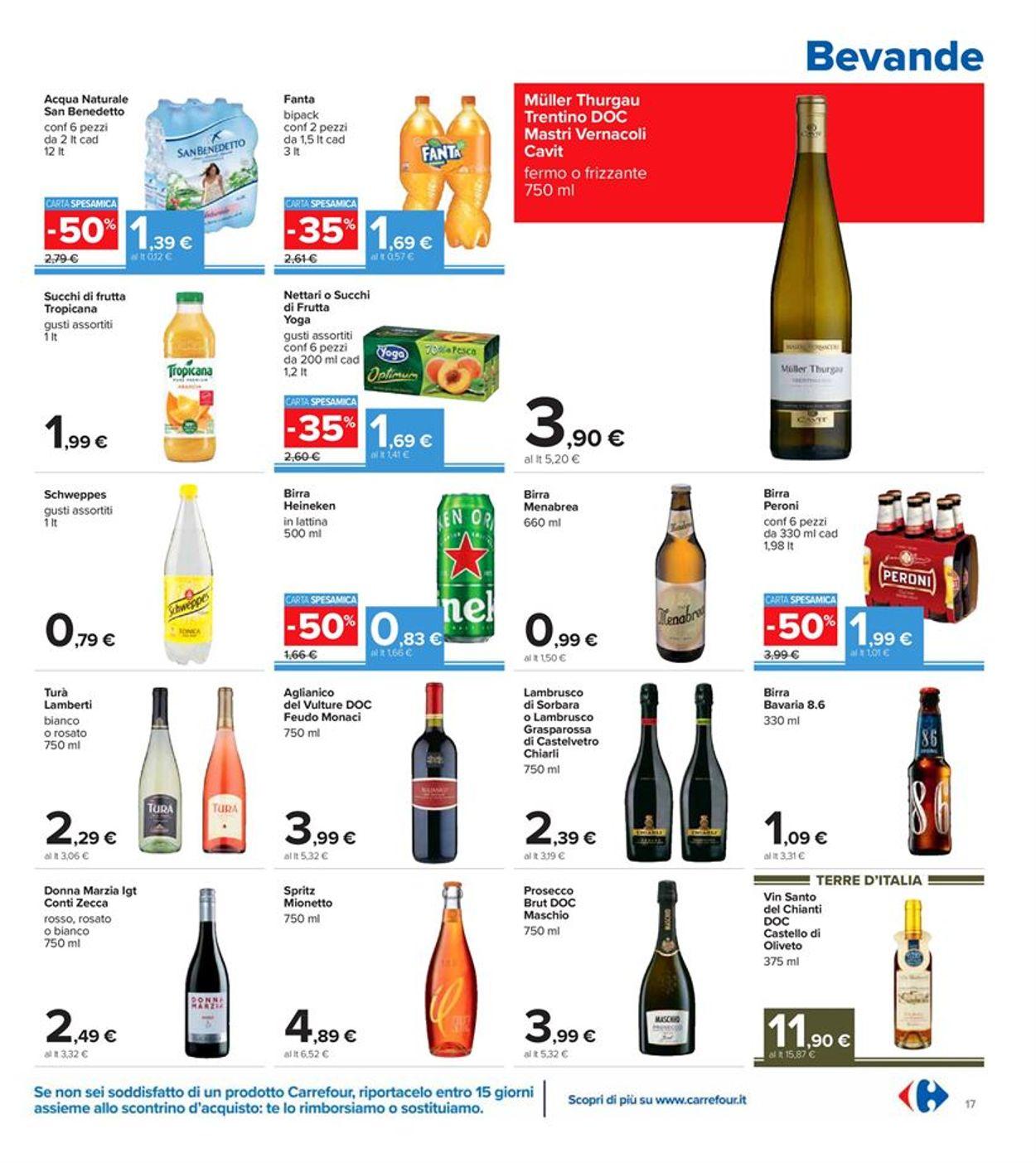 Volantino Carrefour - Offerte 28/12-06/01/2021 (Pagina 17)