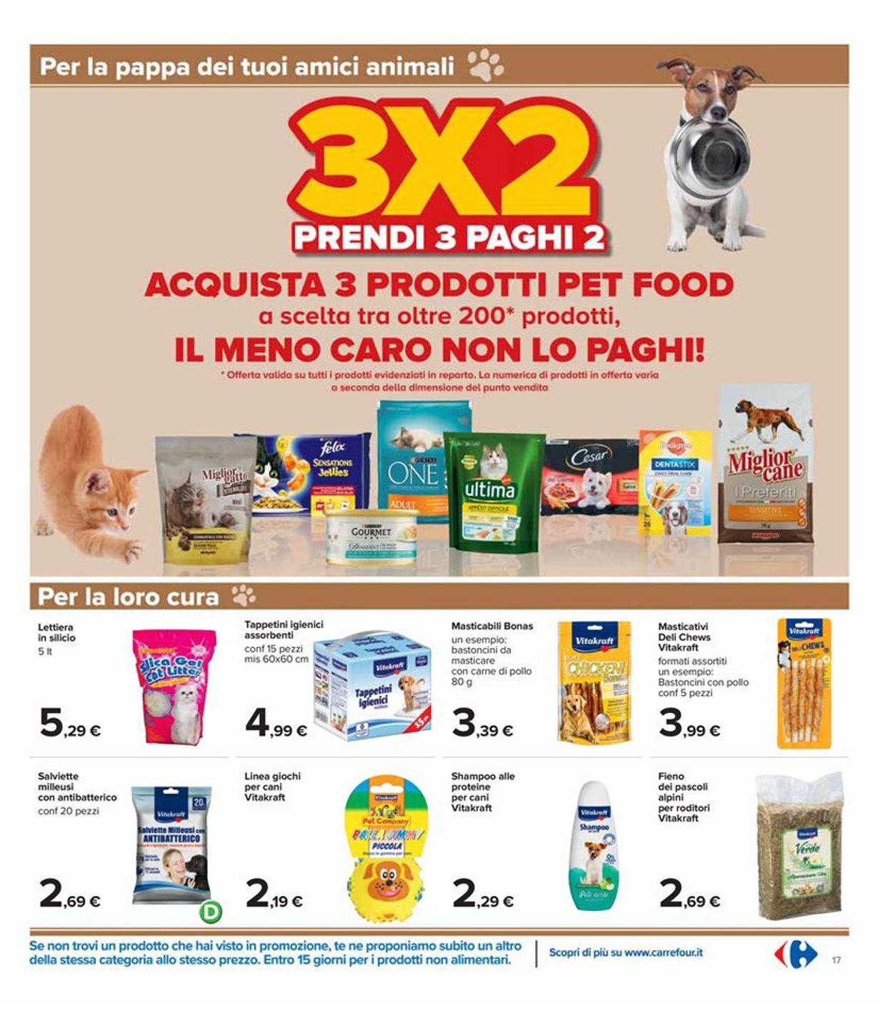 Volantino Carrefour - Offerte 07/01-17/01/2021 (Pagina 17)