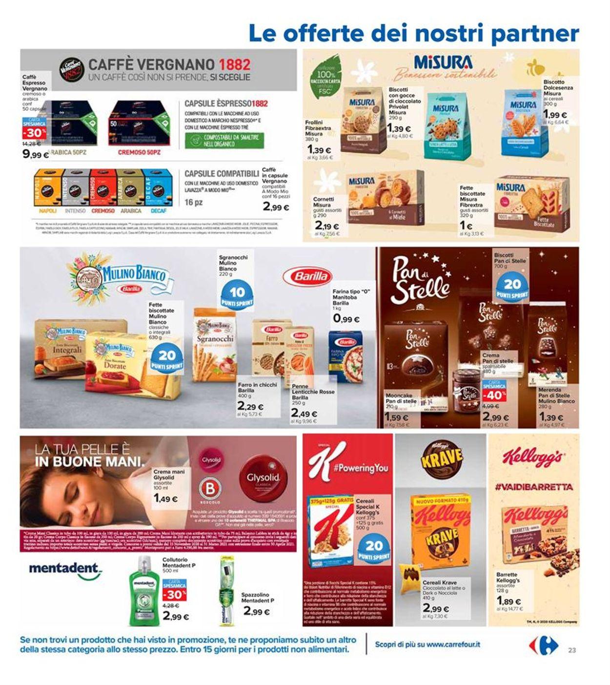 Volantino Carrefour - Offerte 07/01-17/01/2021 (Pagina 23)