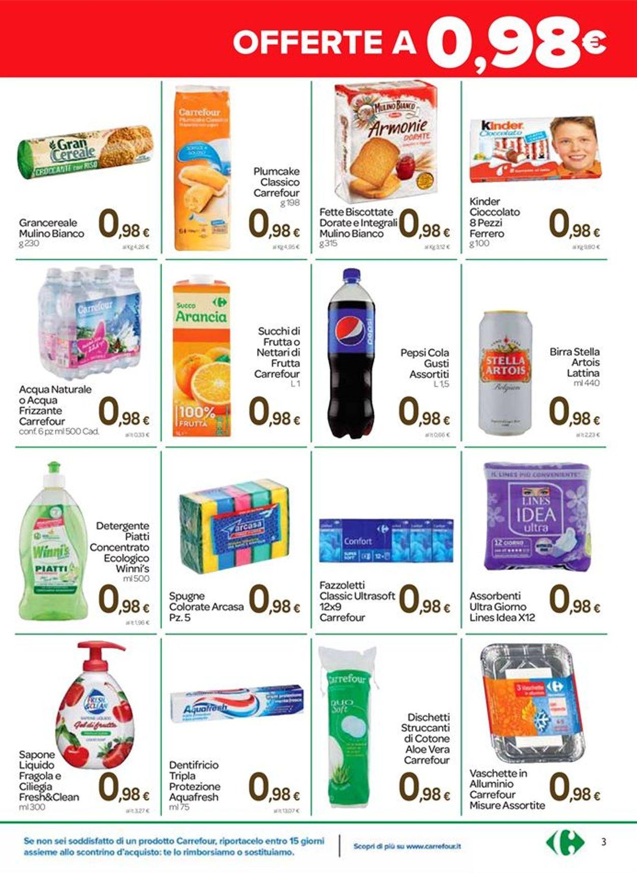 Volantino Carrefour - Offerte 08/01-19/01/2021 (Pagina 3)