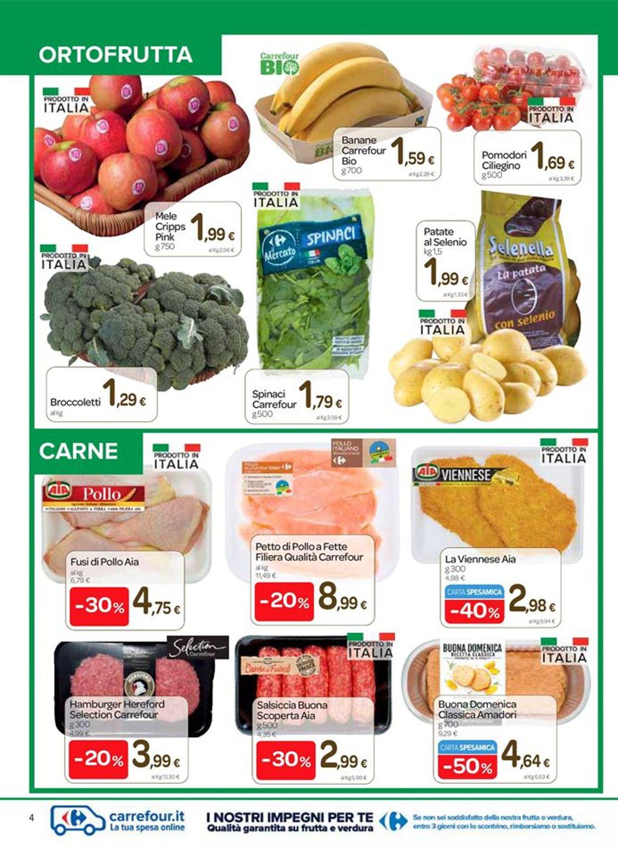 Volantino Carrefour - Offerte 08/01-19/01/2021 (Pagina 4)