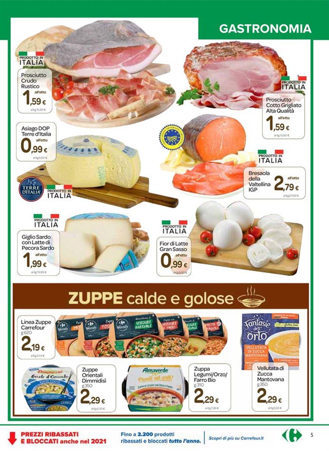 Volantino Carrefour Express - Offerte 21/01-02/02/2021 (Pagina 5)