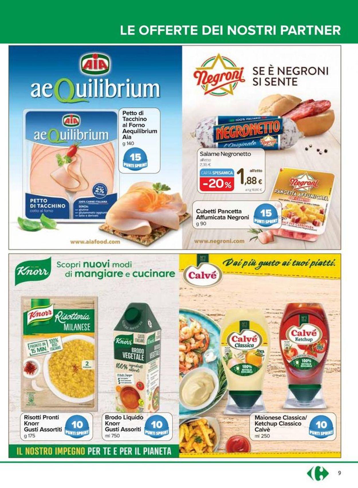 Volantino Carrefour Express - Offerte 04/02-16/02/2021 (Pagina 9)