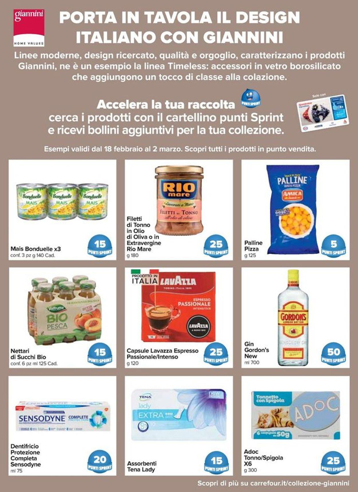 Volantino Carrefour Express - Offerte 18/02-02/03/2021 (Pagina 10)