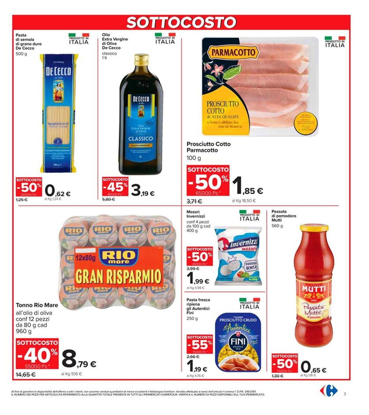 Volantino Carrefour - Offerte 26/02-07/03/2021 (Pagina 3)