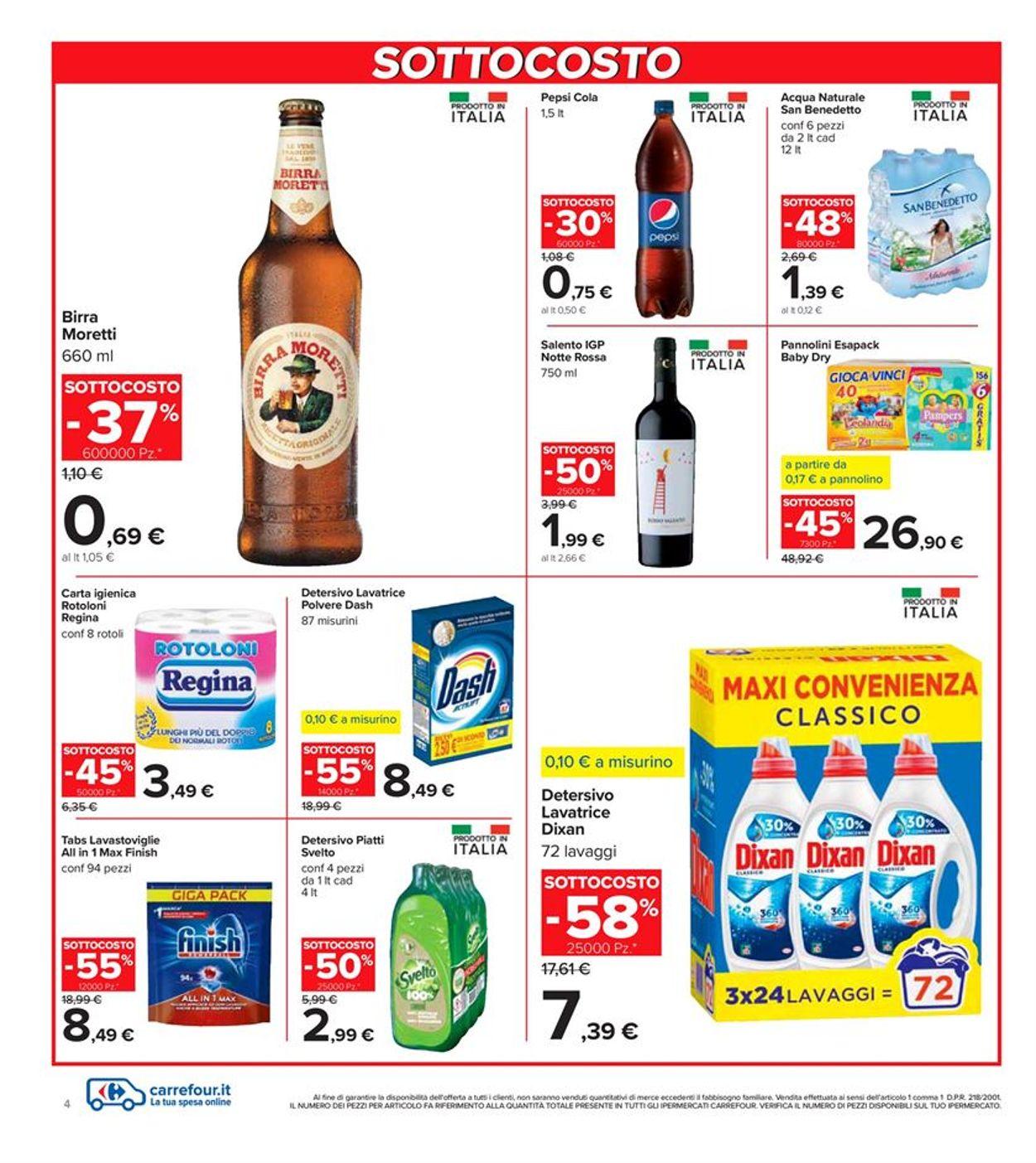 Volantino Carrefour - Offerte 26/02-07/03/2021 (Pagina 4)