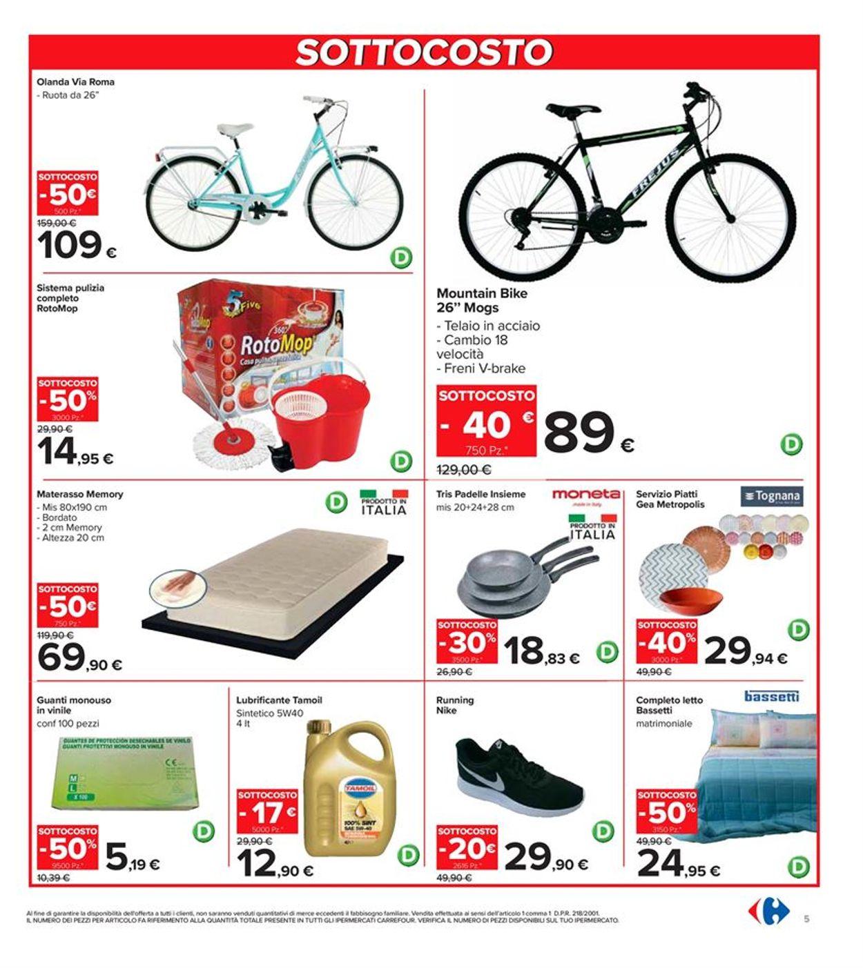 Volantino Carrefour - Offerte 26/02-07/03/2021 (Pagina 5)