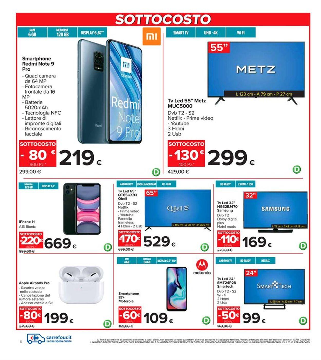 Volantino Carrefour - Offerte 26/02-07/03/2021 (Pagina 6)