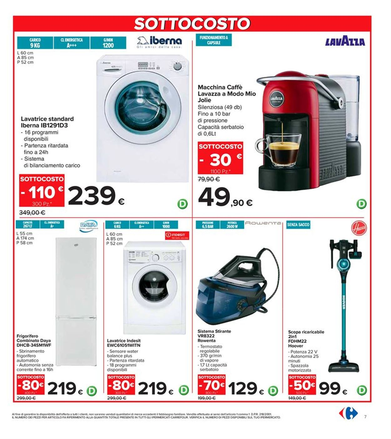 Volantino Carrefour - Offerte 26/02-07/03/2021 (Pagina 7)