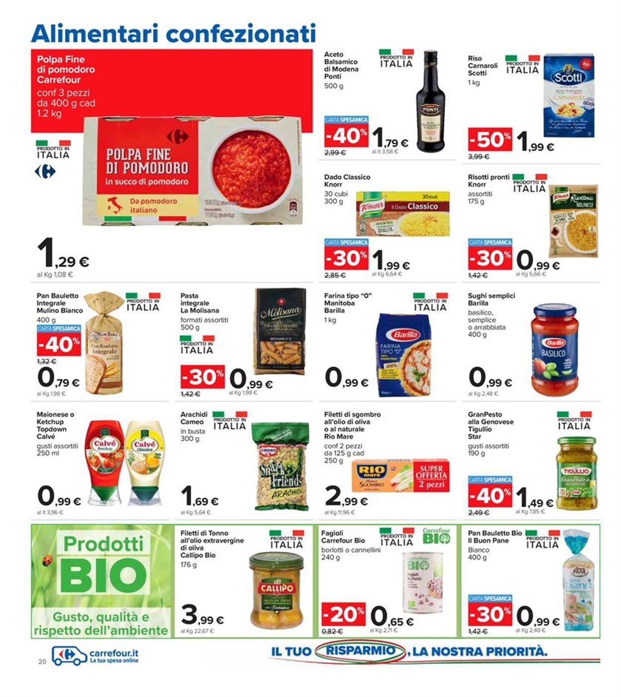 Volantino Carrefour - Offerte 26/02-07/03/2021 (Pagina 20)
