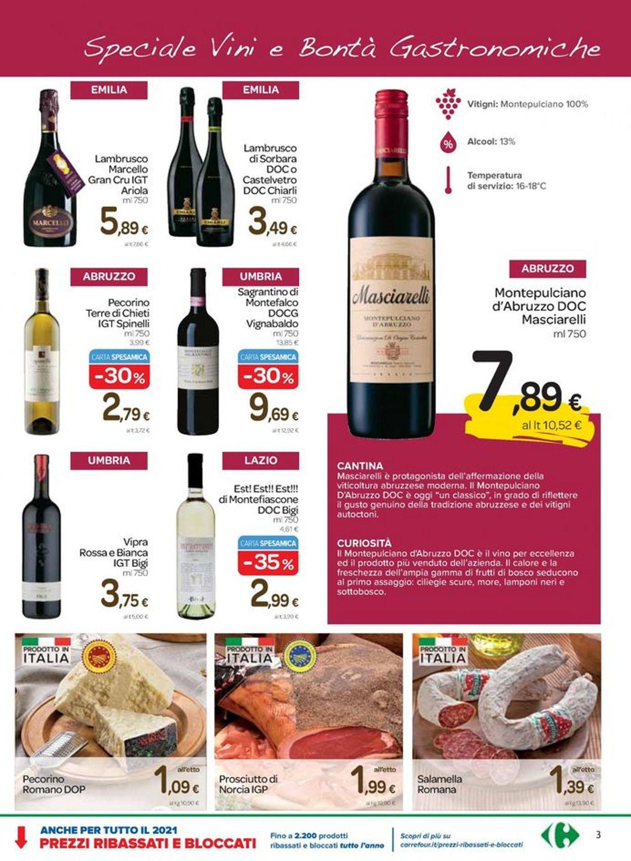 Volantino Carrefour - Offerte 04/03-23/03/2021 (Pagina 3)