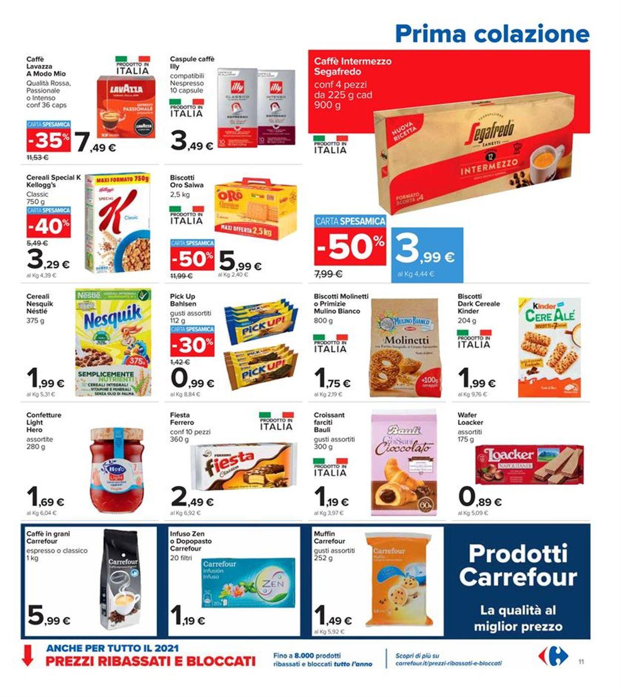Volantino Carrefour - Offerte 08/03-21/03/2021 (Pagina 11)