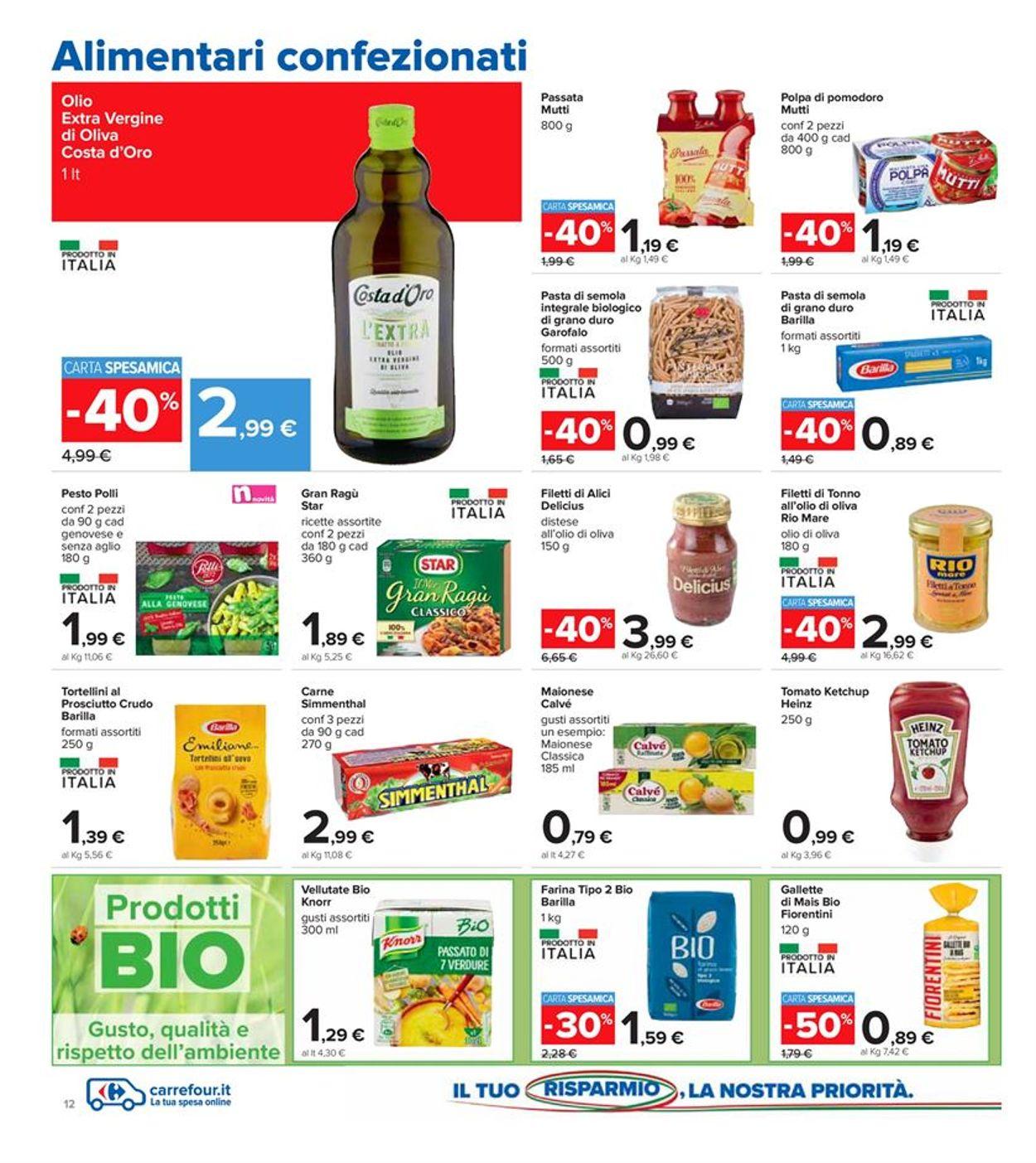Volantino Carrefour - Offerte 08/03-21/03/2021 (Pagina 12)