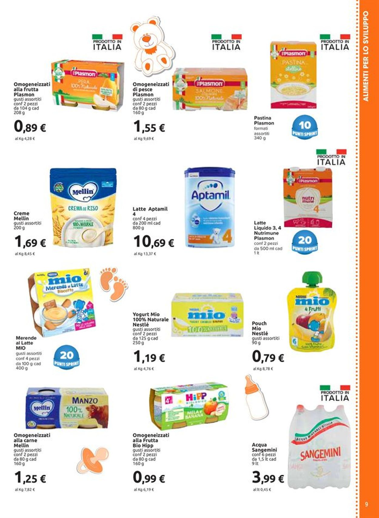 Volantino Carrefour - Offerte 08/03-29/03/2021 (Pagina 9)