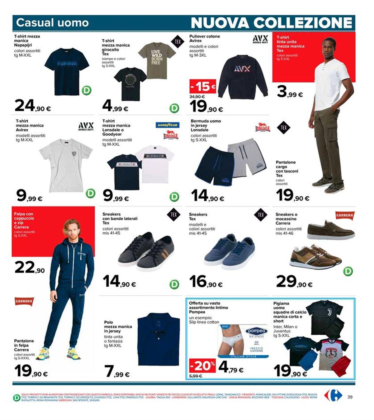 Volantino Carrefour - Pasqua 2021! - Offerte 22/03-05/04/2021 (Pagina 39)