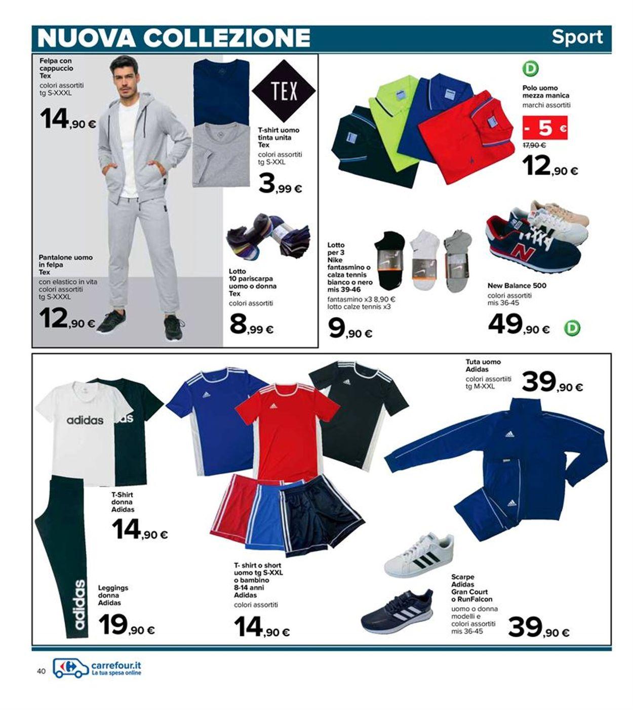 Volantino Carrefour - Pasqua 2021! - Offerte 22/03-05/04/2021 (Pagina 40)