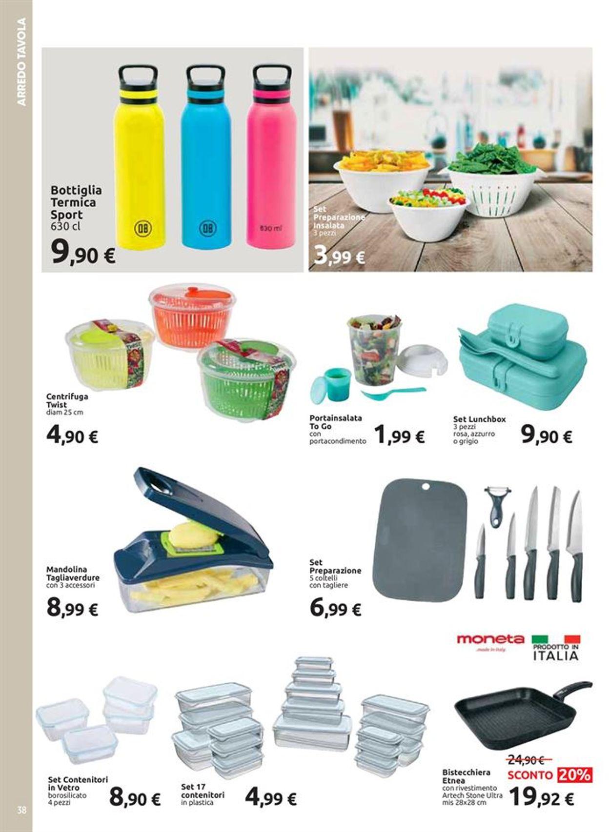 Volantino Carrefour - Offerte 22/03-24/05/2021 (Pagina 38)