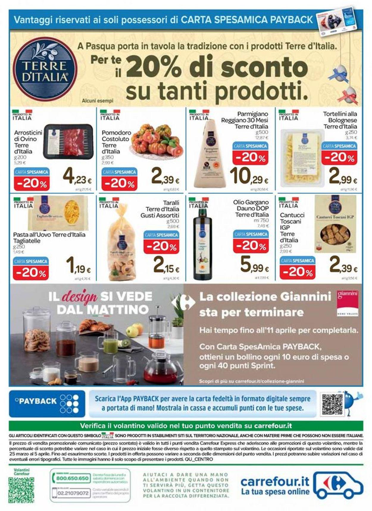 Volantino Carrefour - Pasqua 2021! - Offerte 25/03-05/04/2021 (Pagina 12)